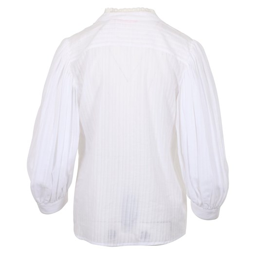 See By Chloe Embellished Cotton Voile Top