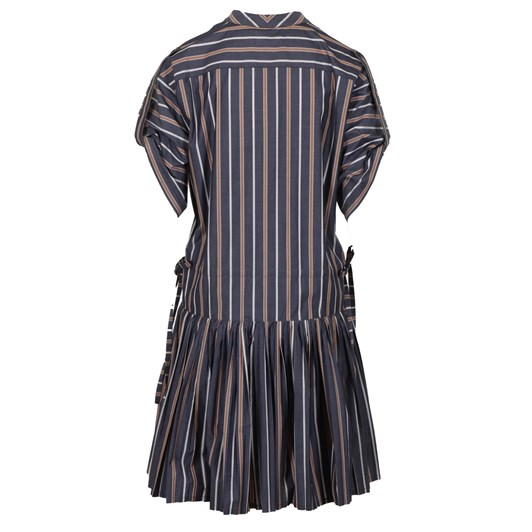 See By Chloe Striped Shirting Dress