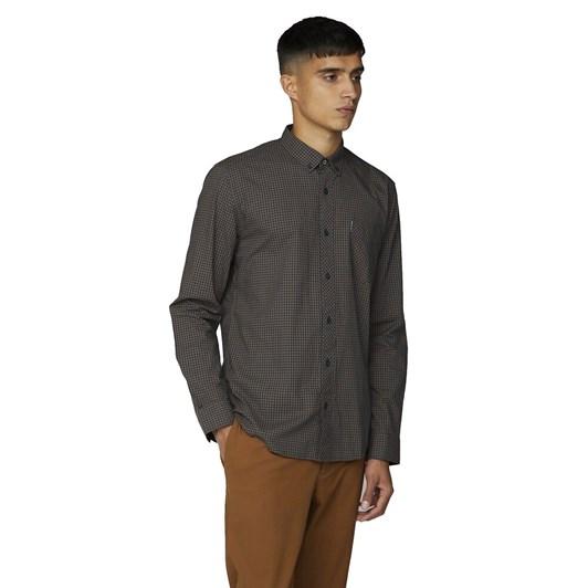 Ben Sherman L/S Mini House Gingham Shirt