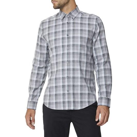 Ben Sherman L/S Mod Brushed Check Shirt