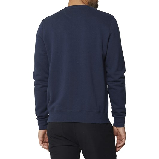 Ben Sherman Cut And Sew Chest Sweat