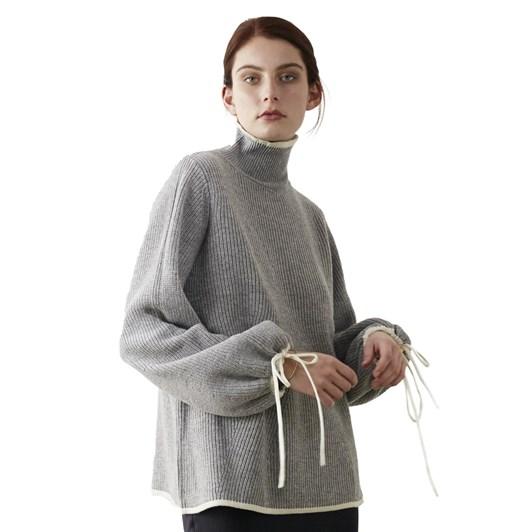 Marle Maxwell Knit - Grey Marle