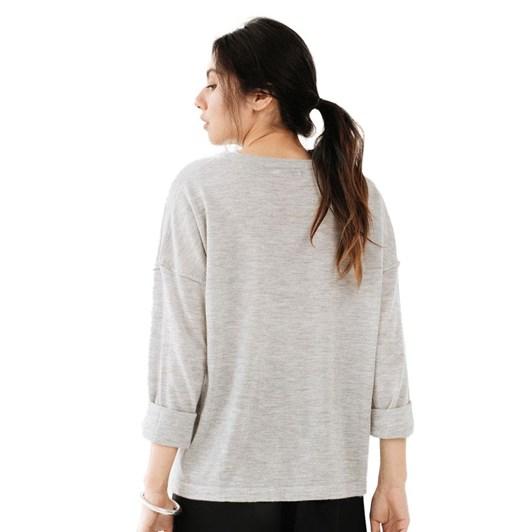 Marle Valya Knit - Grey Marle