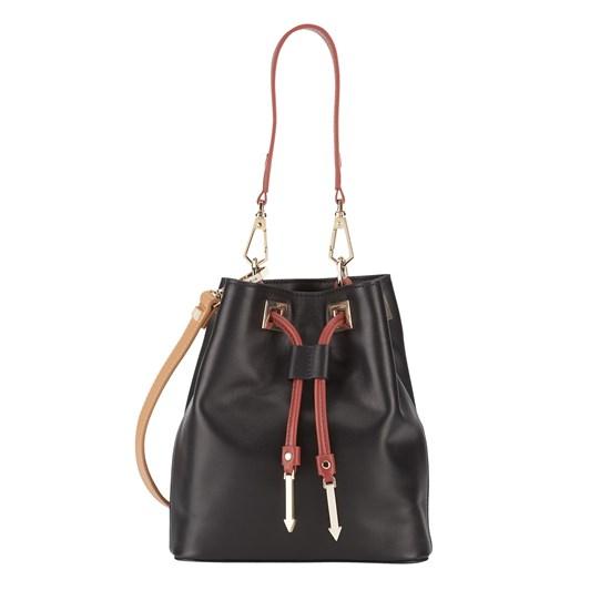 Karen Walker Fleur Small Bucket Bag