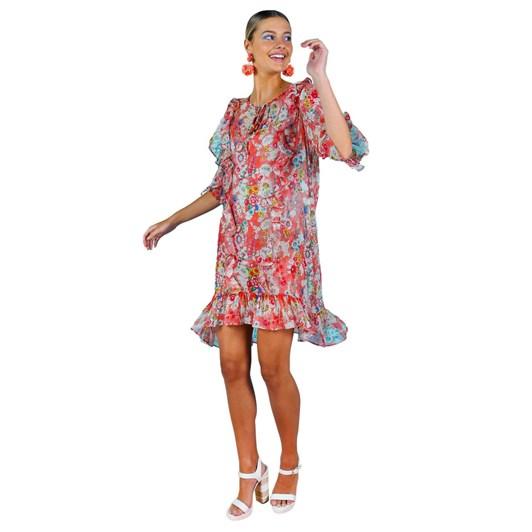 Coop Ruffle Along Dress