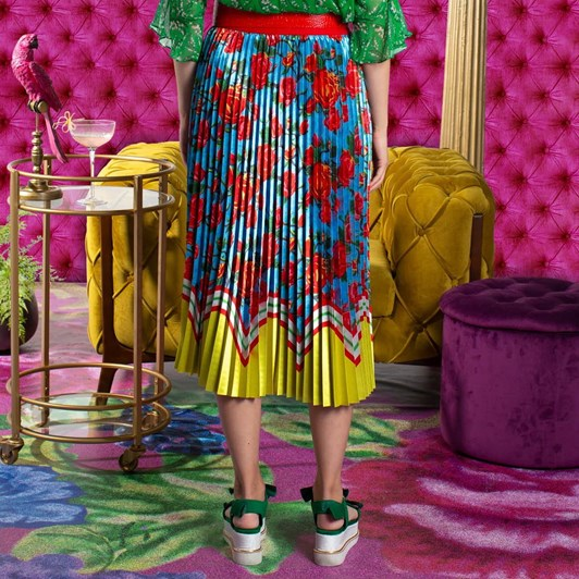 Trelise Cooper You Are What You Pleat Skirt