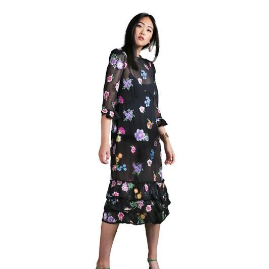 Trelise Cooper Portrait Of A Lady Dress