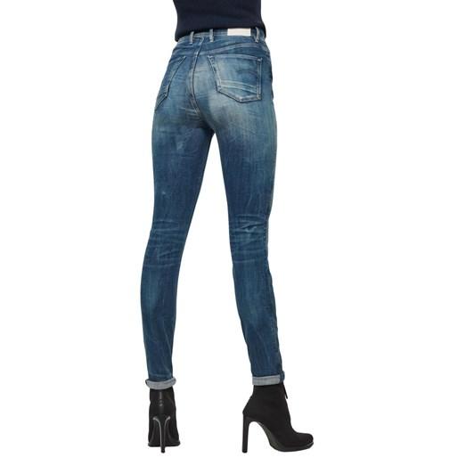 G-Star Kafey Ultra High Skinny Wmn Jeans