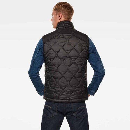 G-Star Attacc Heatseal Quilted Vest