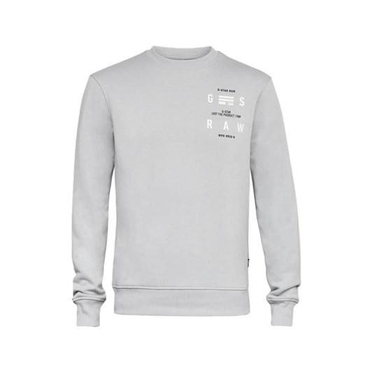 G-Star Back Print Logo Sweatshirt L\S