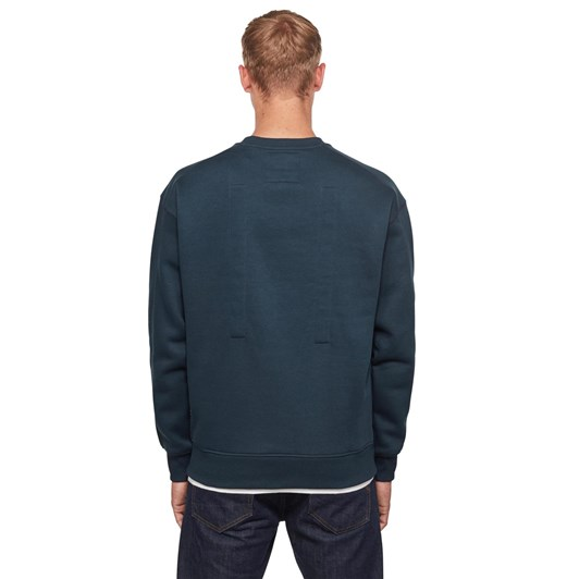 G-Star Reinforced Crew Sweatshirt L\S