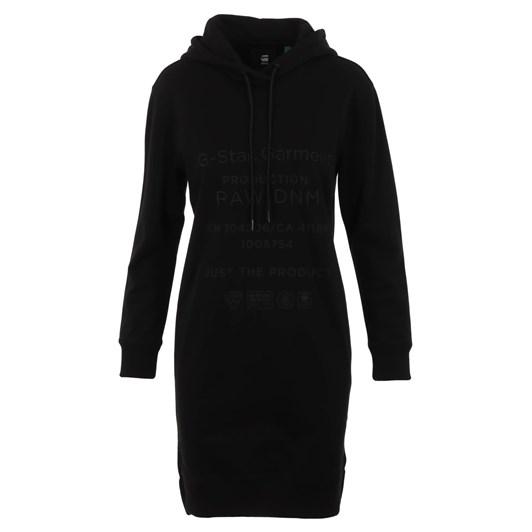 G-Star Graphic Text Bf Hdd Sweatshirt Dress Wmn L\S