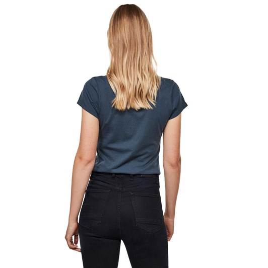 G-Star Wash Gr Slim T-Shirt Wmn S\S
