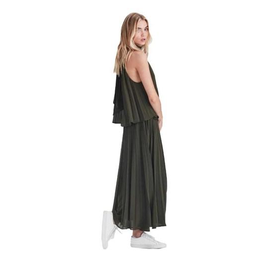 Juliette Hogan Amaya Pleat Dress