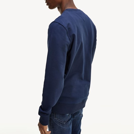 Tommy Jeans Tommy Chest Graphic Crew