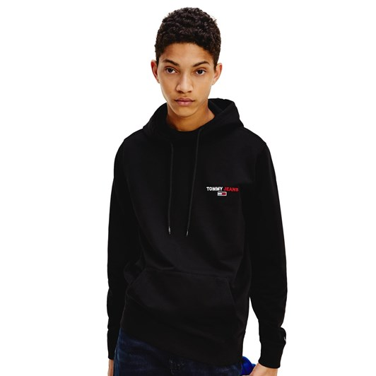Tommy Jeans Tommy Chest Graphic Hoodie