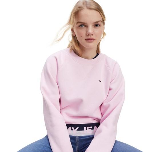 Tommy Jeans Branded Hem Sweatshirt