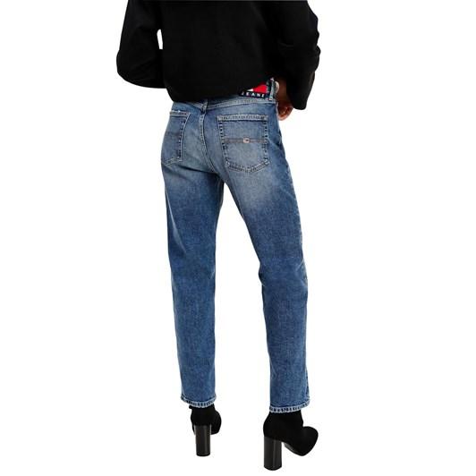 Tommy Jeans Harper Hr Strght Ankle Olbc