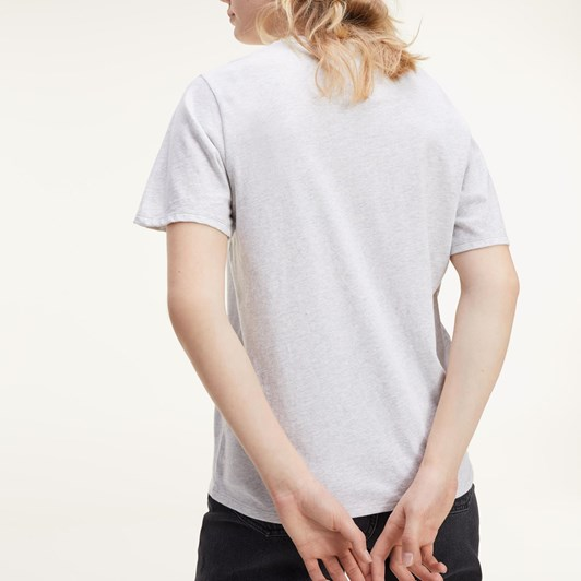 Tommy Jeans Collegiate Logo Tee