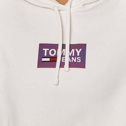 Tommy Jeans Gradient Logo Hoodie