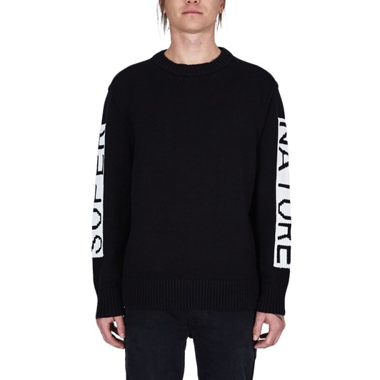 Ksubi Super Nature Knit - Black