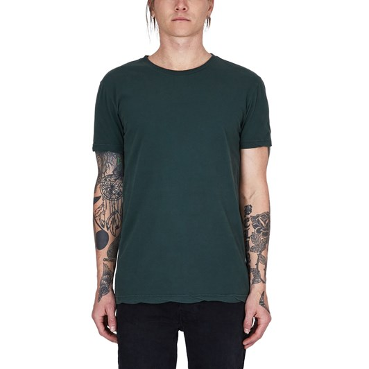 Ksubi Seeing Lines S/S Tee - Forest