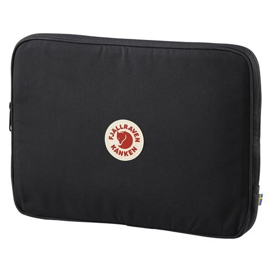 "Fjallraven Kanken Black 13"" Laptop Case"
