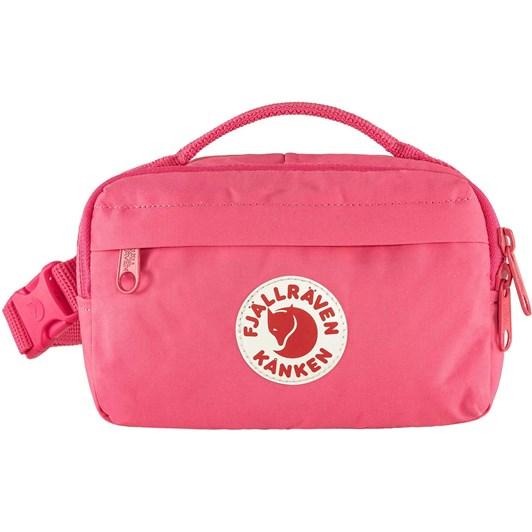 Fjallraven Kanken Flamingo Pink Hip Pack