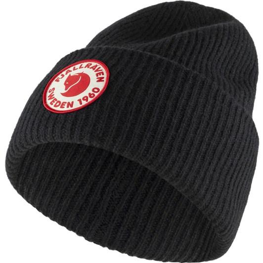 Fjallraven Black 1960 Logo Hat