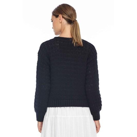 Blak Heart To Heart Sweater