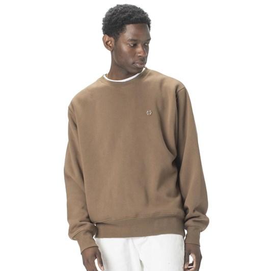 Barney Cools B.Cools Badge Sweatshirt