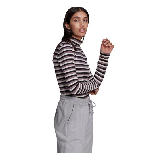 Adidas Stripped Long Sleeve