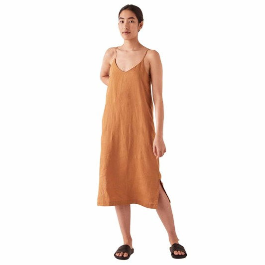 Assembly Label Linen Slip Dress