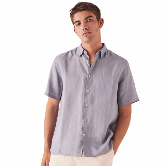 Assembly Label Casual Short Sleeve Shirt