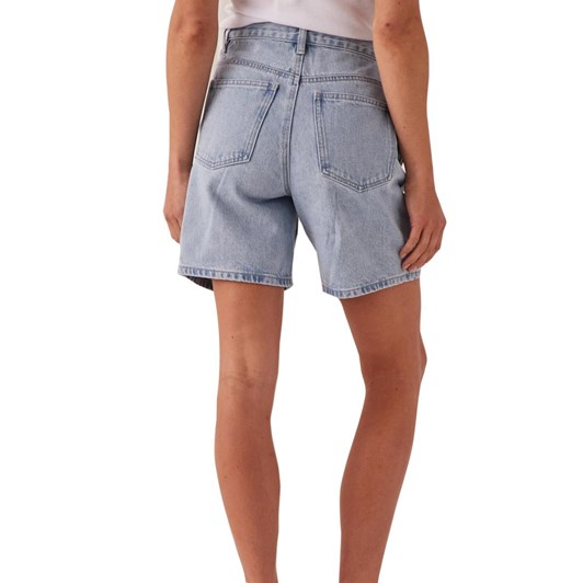 Assembly Label Rowley Denim Short - Pacific Blue