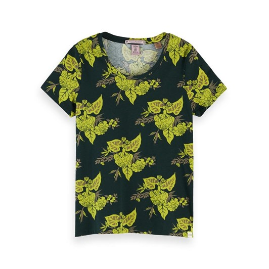Maison Printed Boxy Fit Tee