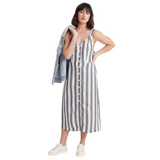 Superdry Eden Linen Dress
