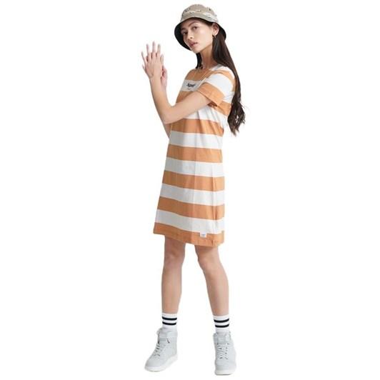Superdry Darcy Striped T-Shirt Dress