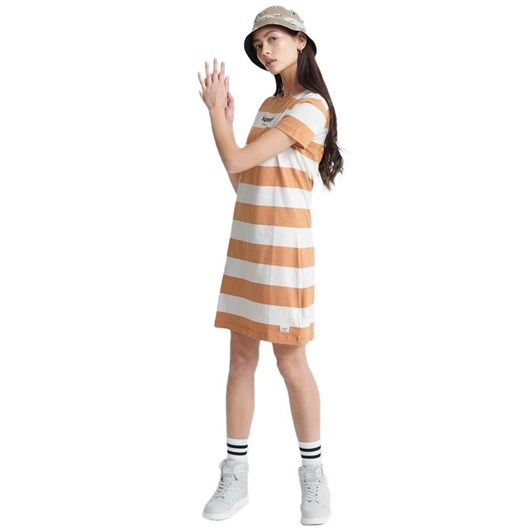 Superdry Darcy Striped T-Shirt Dress