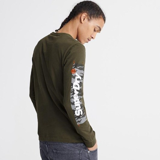 Superdry Chromatic L/S Tee