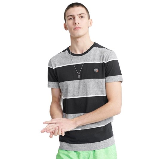 Superdry Collective Stripe Tee