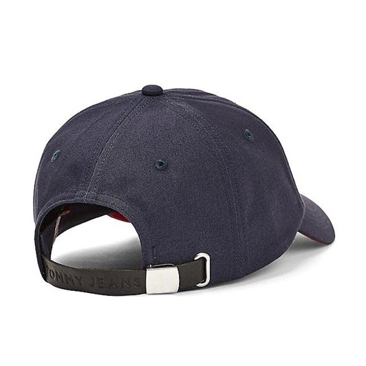 Tommy Jeans Organic Cotton Badge Baseball Cap