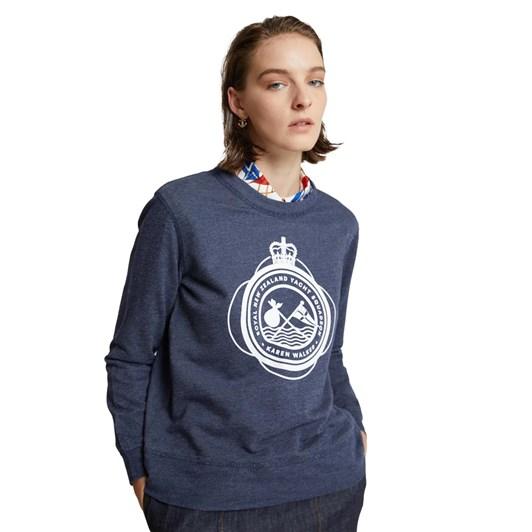 Karen Walker Squadron Sweatshirt