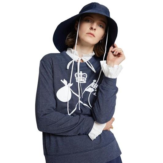 Karen Walker Signal Sweatshirt
