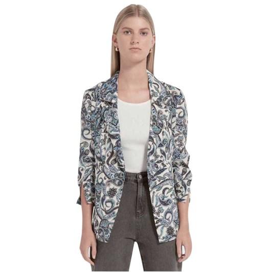Viktoria & Woods Bahrain Silk Jacket