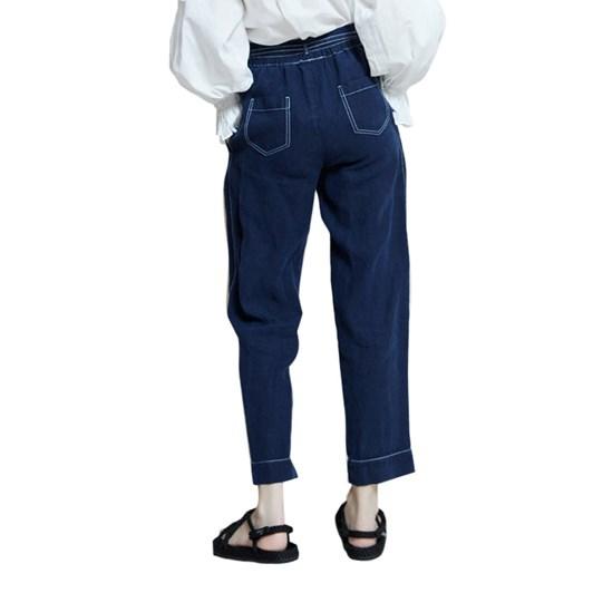 Karen Walker Linen Beach Pants