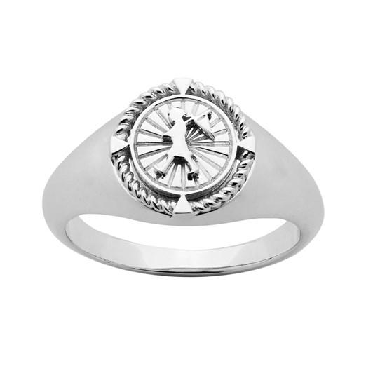 Karen Walker Jewellery Voyager Signet Ring