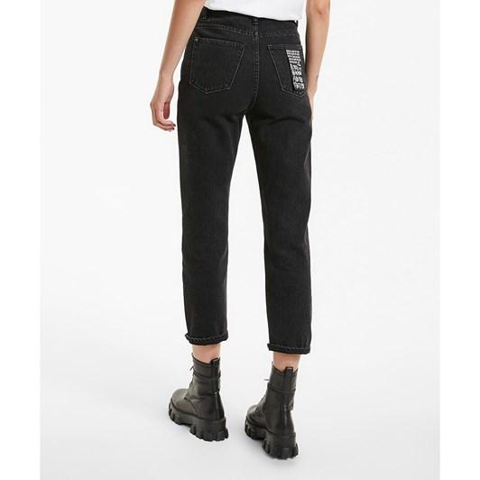 Ksubi Chlo Wasted Jean - Noir