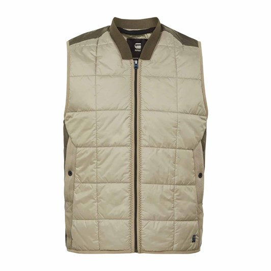 G-Star Light  Weight Quilted Vest