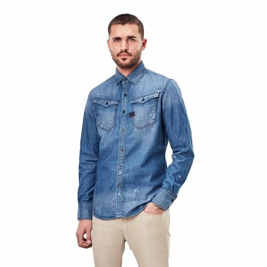 G-Star Arc 3D Slim Shirt L\S